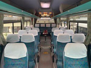 中型バス28人乗り