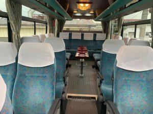 中型バス 28人乗り